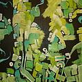 Urban Sprawl by Bettye  Harwell