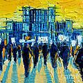 Urban Story - The Romanian Revolution by Mona Edulesco