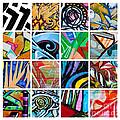 Urban Street Art by Art Block Collections