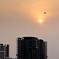 Urban Sunrise by Saurav Pandey