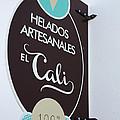 Uruguay Helados by John Daly