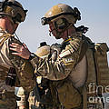 U.s. Air Force Pararescue Jumpers by Stocktrek Images