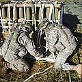 U.s. Army Europe Soldiers Perform by Stocktrek Images