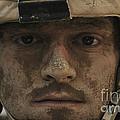 U.s. Army Infantryman by Stocktrek Images