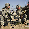 U.s. Army Soldiers Setting by Stocktrek Images