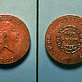 U.s. Coin, 1793 by Granger