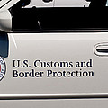 U.s. Customs And Border Protection by Tikvah's Hope