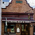 Us Hotel Bar And Grill - Manayunk  by Bill Cannon