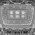 Us Library Of Congress Bw by Susan Candelario