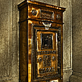 Us Mail Letter Box by Susan Candelario