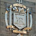 Us Naval Academy Insignia by Mark Dodd