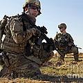 U.s. Navy Petty Officer Takes A Break by Stocktrek Images