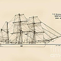 U. S. Revenue Cutter Spencer by Jerry McElroy
