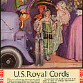Us Royal Cords 1924 1920s Usa Cc Cars by The Advertising Archives