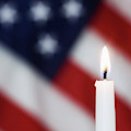 Usa, California Burning Candle by Jaynes Gallery