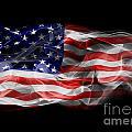 Usa Flag Smoke  by Jt PhotoDesign