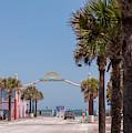 Usa, Florida, New Smyrna Beach, Flagler by Lisa S. Engelbrecht