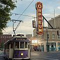 Usa, Tennessee, Vintage Streetcar by Dosfotos