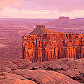 Usa, Utah, Canyonlands National Park by Panoramic Images