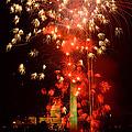 Usa, Washington Dc, Fireworks by Panoramic Images