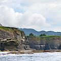 Usa Washington State Sea Kayakers by Gary Luhm