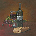 Usa Wine by Terri  Meyer
