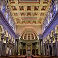 Usf Saint Ignatius Church In San Francisco by Brad Hartig - BTH Photography