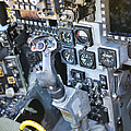 Usmc Av-8b Harrier Cockpit by Olga Hamilton