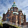 Uspenski Church by YJ Kostal
