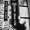 Usps Enter Here by Sennie Pierson