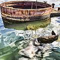 Uss Arizona Memorial- Pearl Harbor V7 by Douglas Barnard