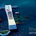 Uss Arizona by Tommy Anderson