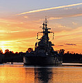 Uss Battleship by Cynthia Guinn