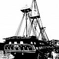 Uss Constitution 2 by Charlie and Norma Brock