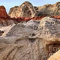 Utah Badlands by Adam Jewell
