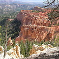 Utah Bryce Canyon by Ted Pollard
