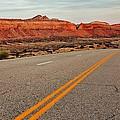Utah Highway by Benjamin Yeager