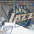 Utah Jazz by Joe Hamilton