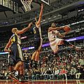 Utah Jazz V Chicago Bulls by Jonathan Daniel