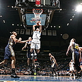 Utah Jazz V Minnesota Timberwolves by David Sherman