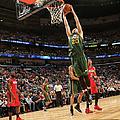 Utah Jazz V New Orleans Pelicans by Layne Murdoch
