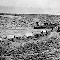 Utah Railroad, 1869 by Granger