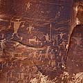 Utah Rock Art by Jean Clark