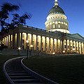 Utah State Capitol Building by Nick Gray