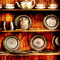 Utensils - In The Cupboard by Mike Savad