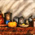 Utensils - Kitchen Still Life by Mike Savad