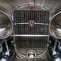 V 16 Cadillac by Nathan Wright