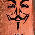 V For Vendetta by Gillian Singleton
