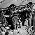 V-twin Engine by Riccardo Mottola