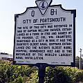Va-q8i City Of Portsmouth by Jason O Watson